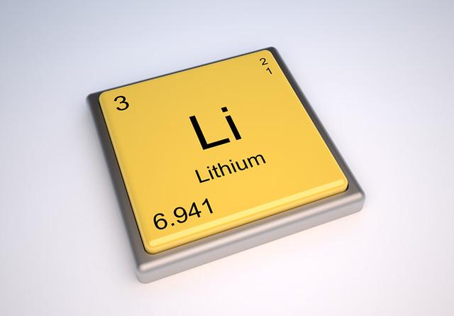 lithium stock